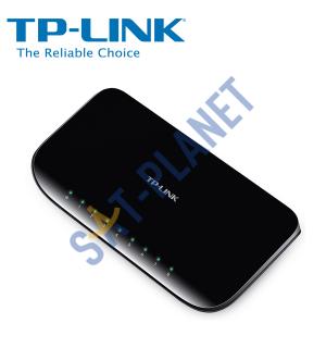 TP-LINK 8 Port Network Switch Gigabit 10/100/1000