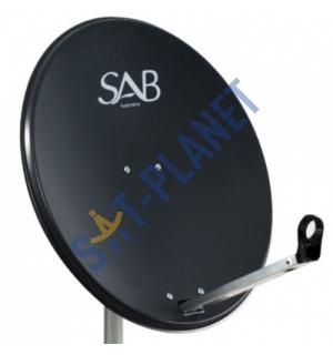 65 cm SAB Satellite Dish - Non Rust