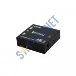 2 Way HDMI Splitter (4K Supported)