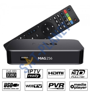 MAG-256  IPTV set top box