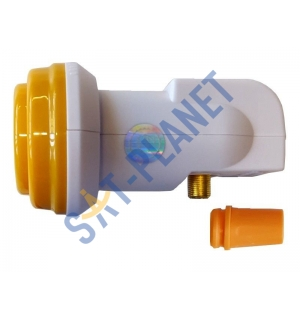 Universal Single LNB 0.1dB 4K ULTRA HD 3D Ready FTA Universal