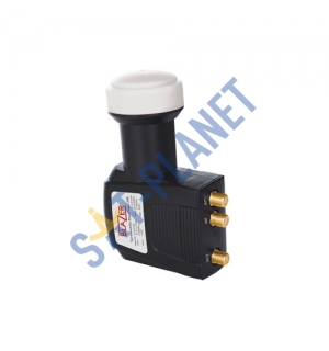 Twin LNB with Terrestrial Input