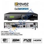 Revez M-HD Combo SAT + T2 + Cable