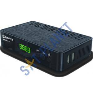 Revez HDS616 Full HD Satellite Receiver + PVR