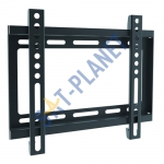 "Fixed Flat Bracket for 17"" - 42"" LCD/LED/PLASMA TVs"