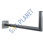 450mm Galvanised Steel Wall Mount