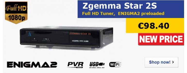 Mainbanner Zgemma 2S