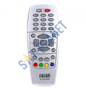 Dreambox/iNET 500s Remote Control - Replacement image