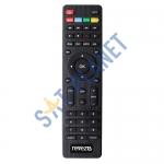 Revez Q-series Q9 Q10 Q11 slim style Remote Control - Original