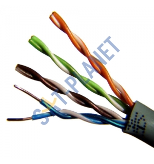 CAT5e UTP Indoor Ethernet Cable - 200m image