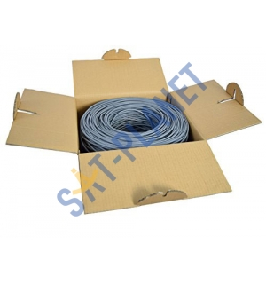 CAT6e UTP Indoor Ethernet Cable - 200m image