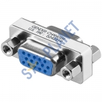 Gender Changer VGA Joiner Coupler D-SUB