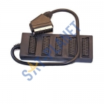 SCART splitter / extender - 5 way