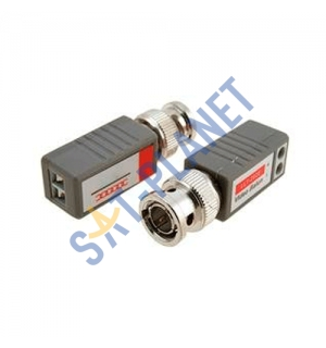 CAT5/CAT6 to BNC Video Balun