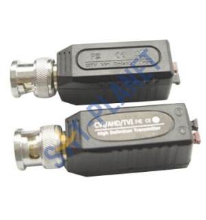 HD-CVI / TVI / AHD Video Balun without Lead up to 300m pack of 2