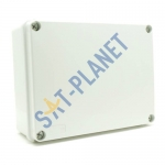 Waterproof IP55 Electrical Junction Box (320x250x120mm)