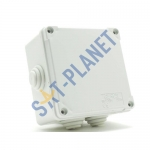 Electrical Junction Box (100x100x70mm)
