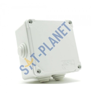 Electrical Junction Box (85x85x50mm)