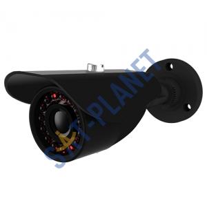 Bullet Outdoor Camera, 2.8-12mm Lens-Black