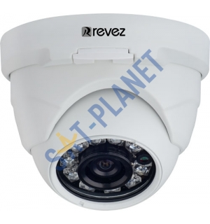 Revez AHD Mini Dome Camera (RZHD-720-5) image