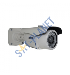 Outdoor Vandalproof Bullet Camera (700TVL, 3.6mm Fixed Lens, 25m IR) - White