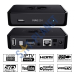 MAG 254 Full HD 3D IPTV set top box