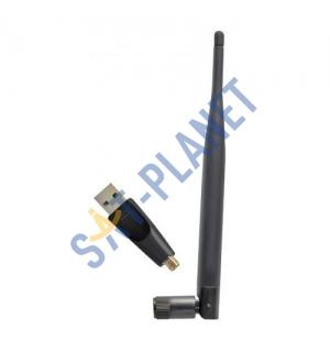 Amiko WiFi USB Adapter 150 Mbits (5dB Gain)