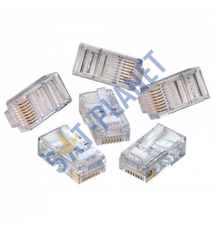 CAT5 RJ45 Ethernet Connector (1) image