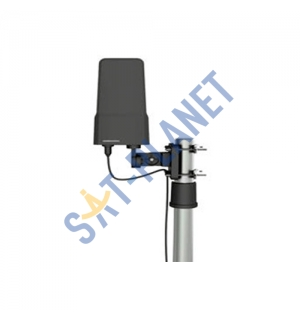 DigiLine High Gain UHF Wideband Digital Outdoor Aerial with amplifier for Digital TV and Saorview