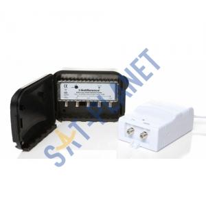 Masthead Amp Kit 1-25dB - 4 Way