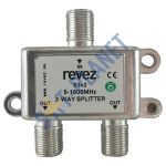 TV Splitter Passive - 2 Way