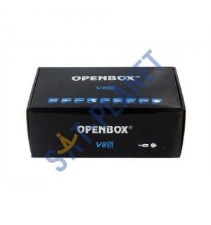 Genuine Openbox V8 V8S OPENBOX DIGITAL HD FTA TV Satellite Receiver Box Web TV image