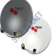 64cm Triax Satellite Dish - Non Rust