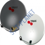78cm Triax Satellite Dish - Non Rust
