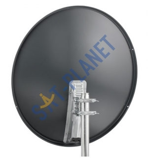 110cm Triax Satellite Dish - Non Rust image