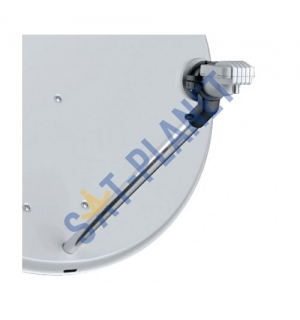 80cm Telesystem Satellite Dish image