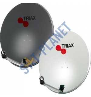88cm Triax Satellite Dish - Non Rust