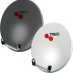 88cm Triax Satellite Dish - Non Rust