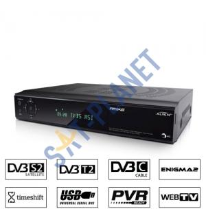 Amiko Alien2+ Triple tuner full HD satellite receiver