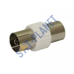 Coaxial Joiner/Coupler (100 Pack)