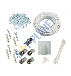 DIY installation kit for Satellite dish (Multiroom) image