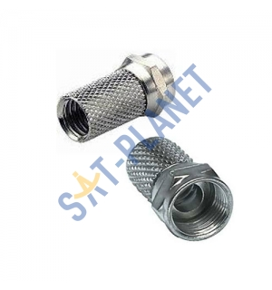F connector - Standard (100 Pack)