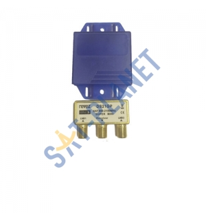 2 way DiseqC Switch
