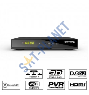 Revez HD Q12 Combo Freesat & Saorview Receiver