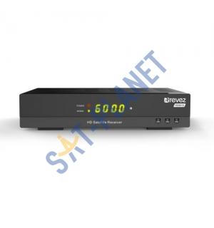 Revez HDS615 Full HD Satellite Receiver + PVR