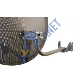 SKY / Freesat Satellite Dish Zone2 (Octo LNB) image
