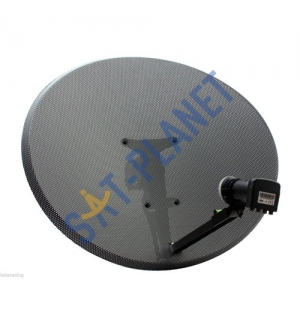 SKY / Freesat Satellite Dish Zone2 (Quad LNB) - TRIAX