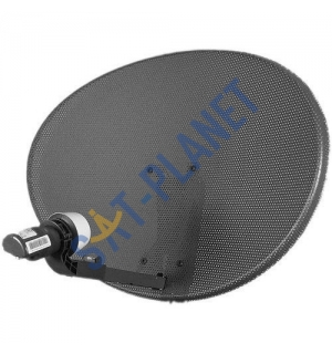 SKY / Freesat Satellite Dish Zone2 (Single LNB) - TRIAX