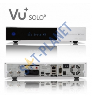 VU+ Solo2 Linux Satellite Receiver (100% Original)