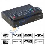 Zgemma Star H.2S Dual Core Twin Tuner Satellite Receiver Linux Enigma IPTV